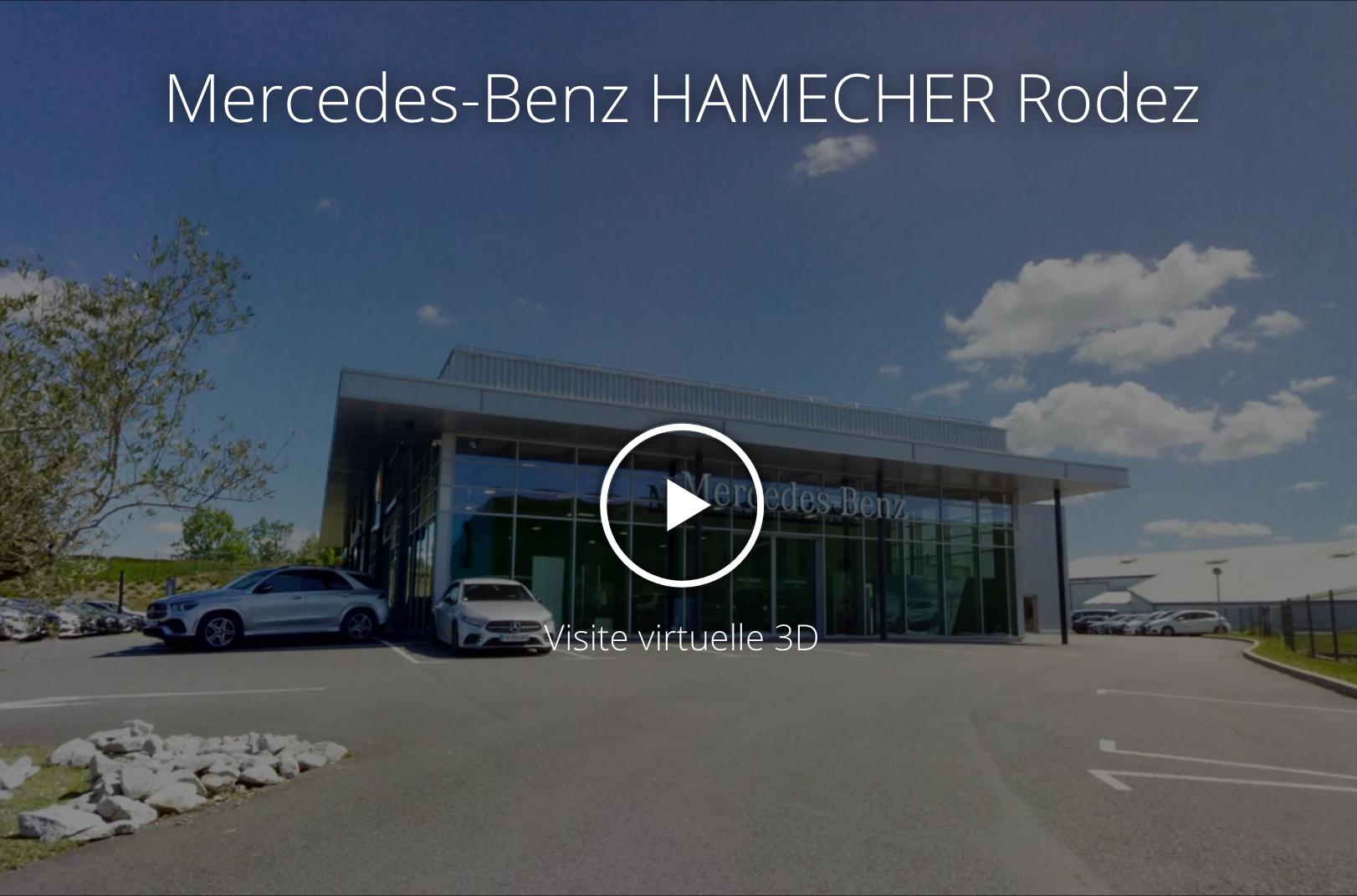 Visite virtuelle 3D Rodez